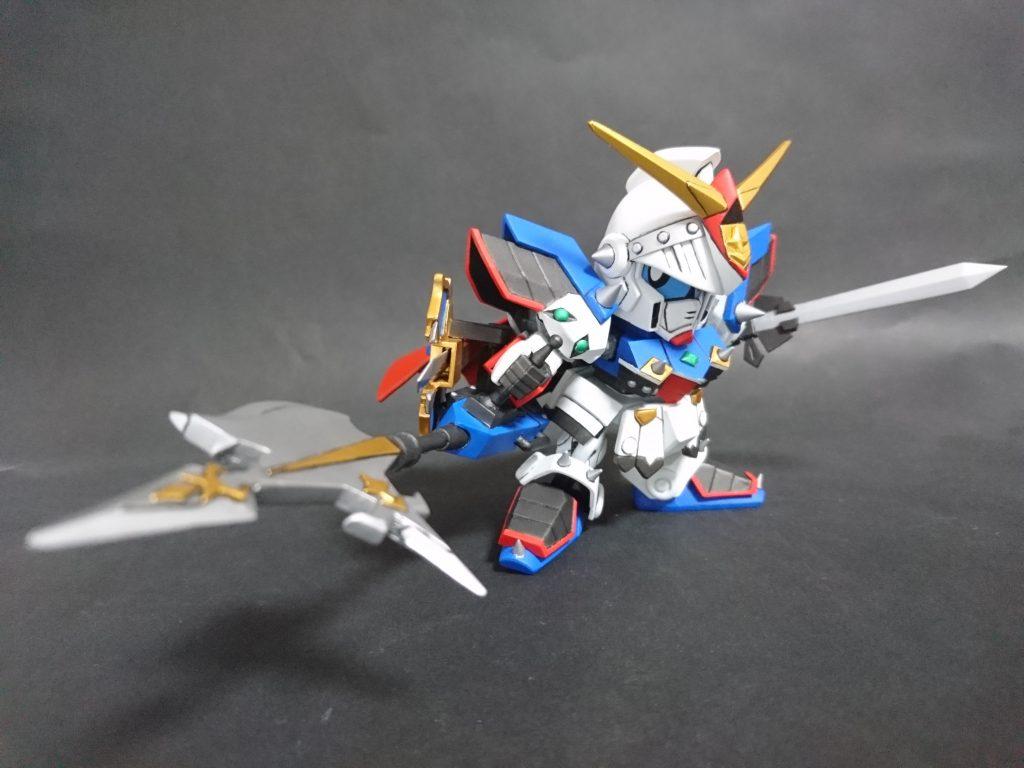 鎧騎士/重甲騎士ガンダムF90 制作工程2