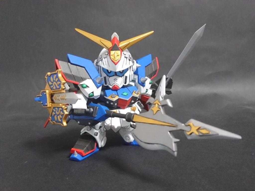鎧騎士/重甲騎士ガンダムF90 アピールショット8