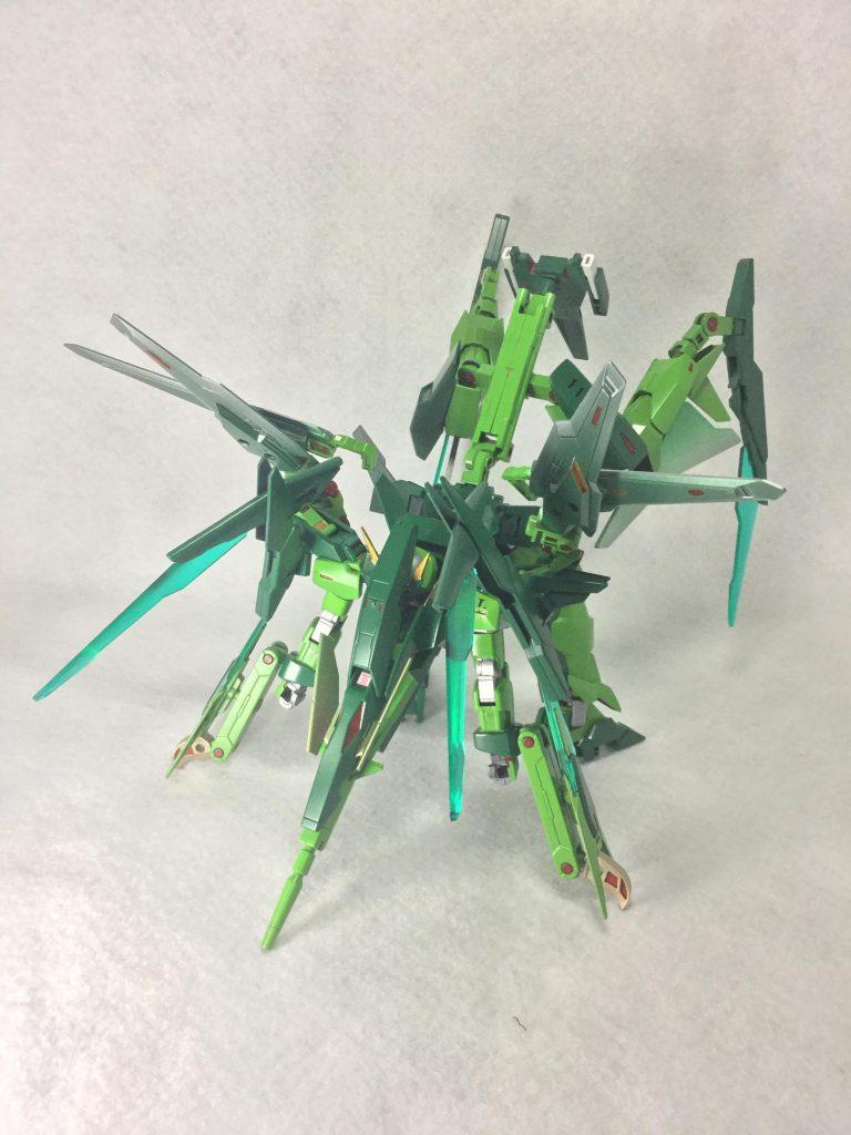 AGEⅡ M-antislayer 制作工程4