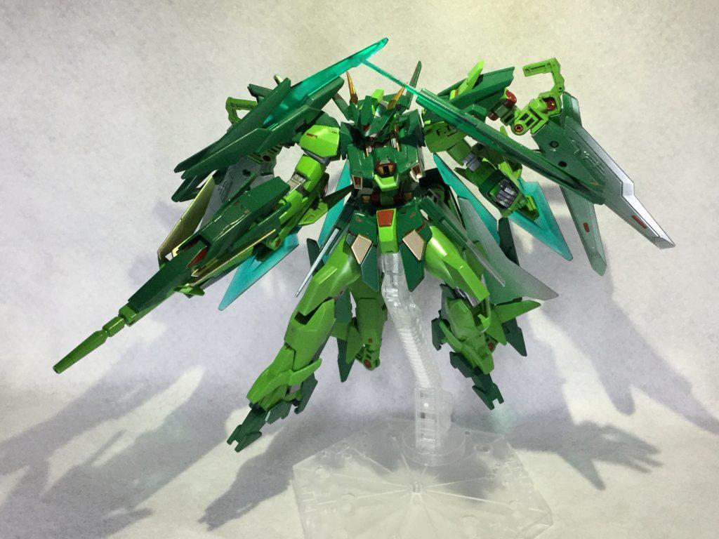 AGEⅡ M-antislayer アピールショット3