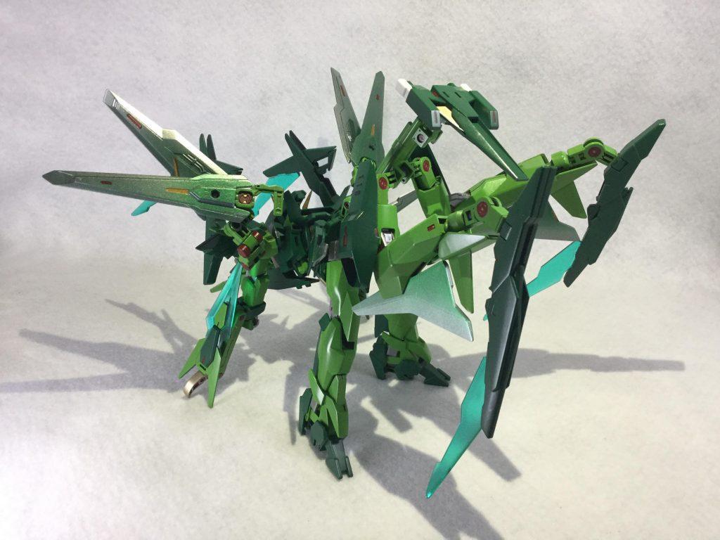 AGEⅡ M-antislayer 制作工程8