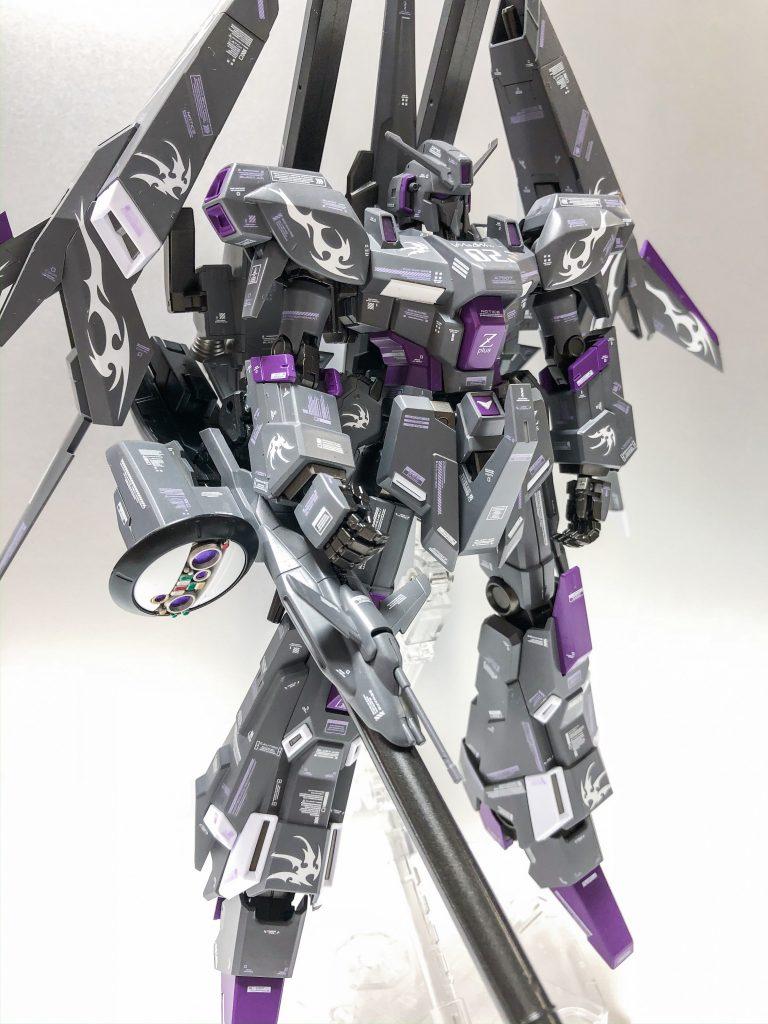 MG ゼータリゼルプラス アピールショット8