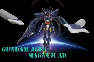 ガンダムAGEⅡマグナム.AD