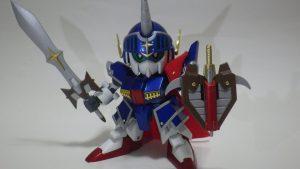 剣士ゼータガンダム