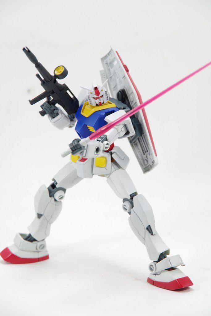 RX-78-2 アピールショット4