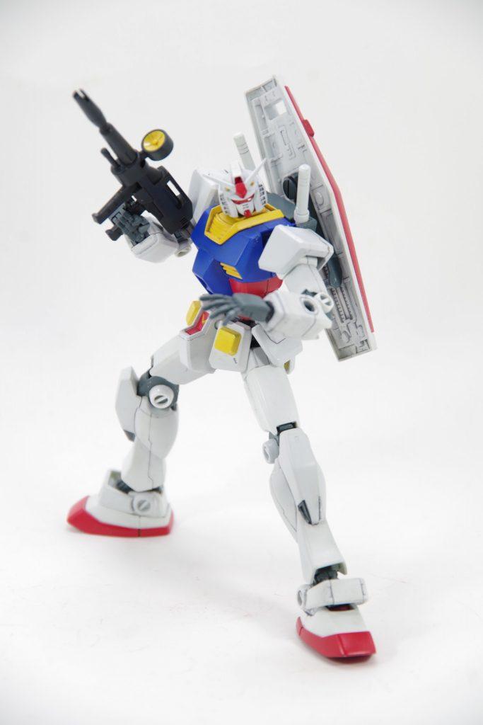 RX-78-2 アピールショット3