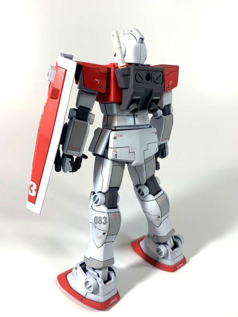 HGUC RGM-79 ジム アピールショット2