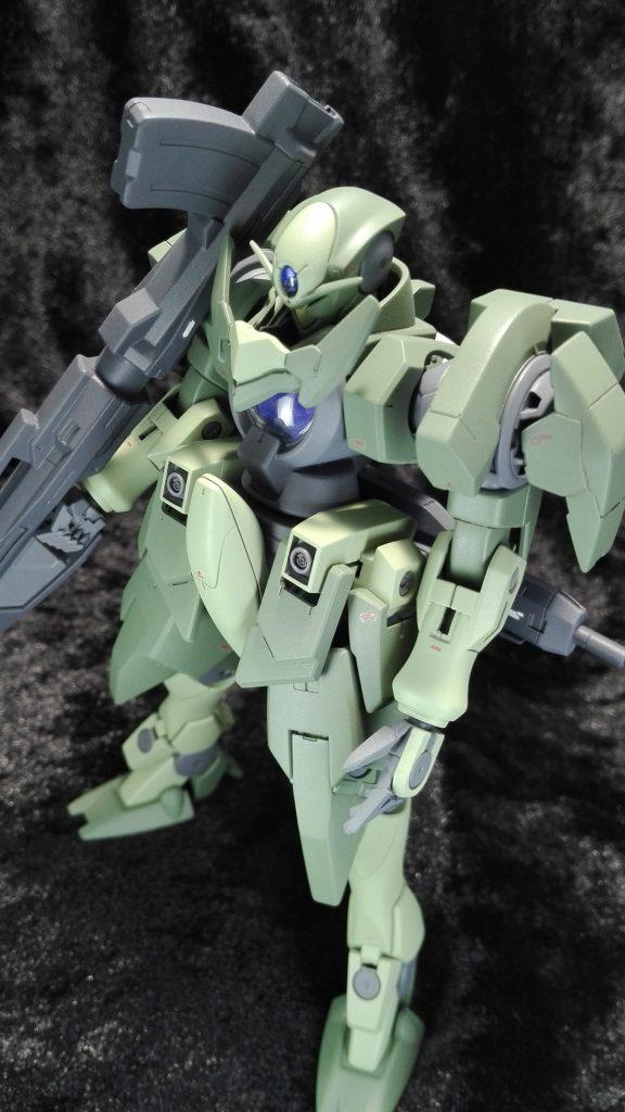 HG ジンクスⅣ(一般機) アピールショット2