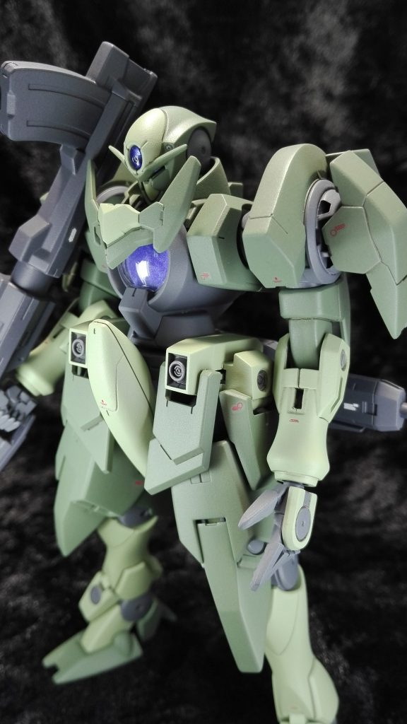 HG ジンクスⅣ(一般機) アピールショット1