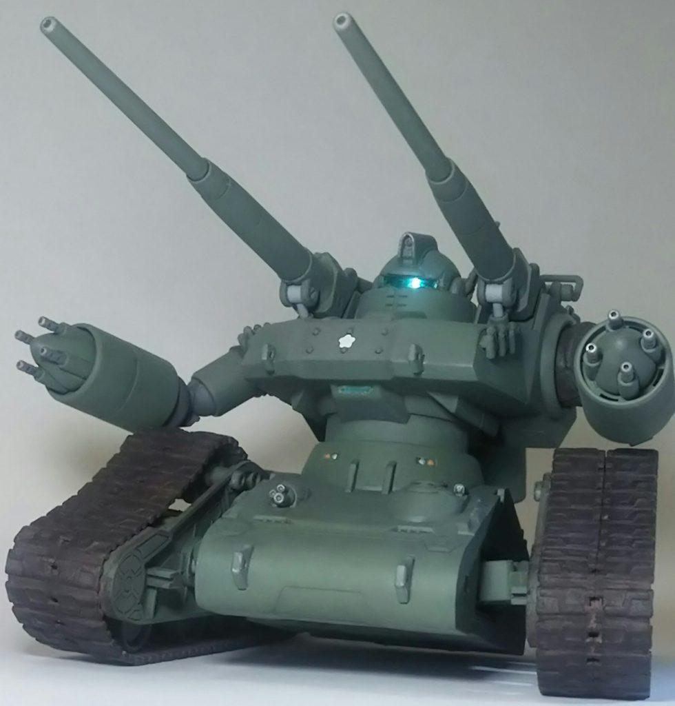 ガンタンク初期型(陸上自衛隊仕様) アピールショット1