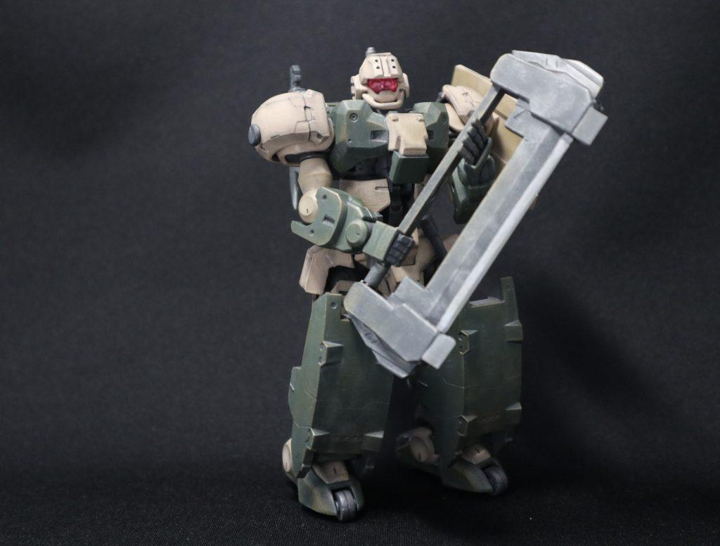 GARMORE RODI (ガルモア・ロディ) アピールショット6