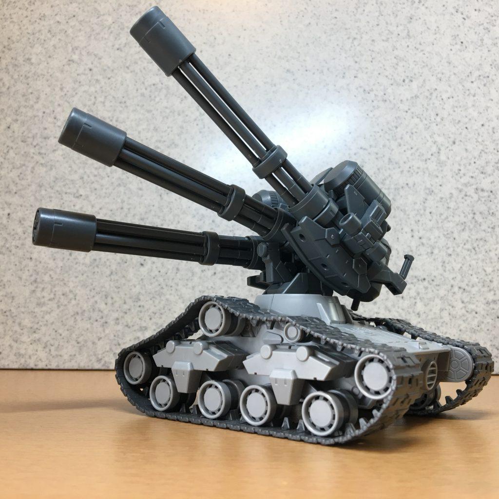 三連砲塔ガトリング戦車 アピールショット5
