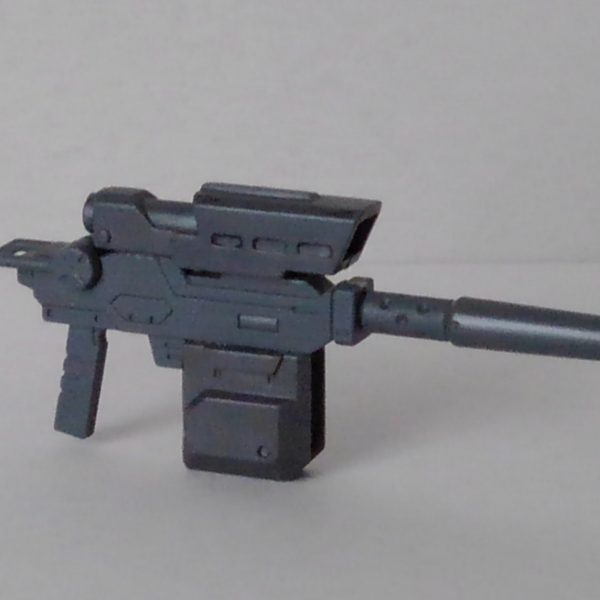 100mmマシンガン改造「試製ビームライフル」