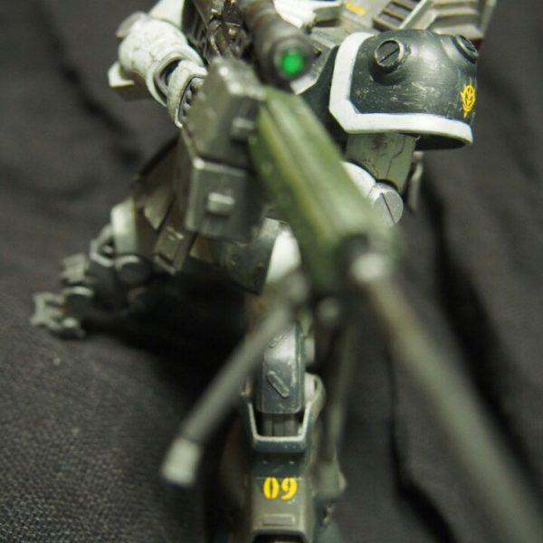 1/144 ザクⅡ(改修型狙撃仕様)