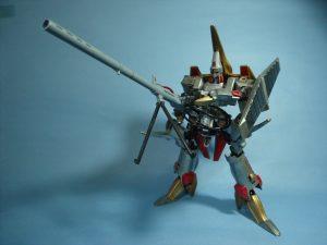 "HG IBHM 鉄血の重戦機『エルガイムMk-2』(Iron Blood Heavy Metal ""L-GAIM Mk-2"")"
