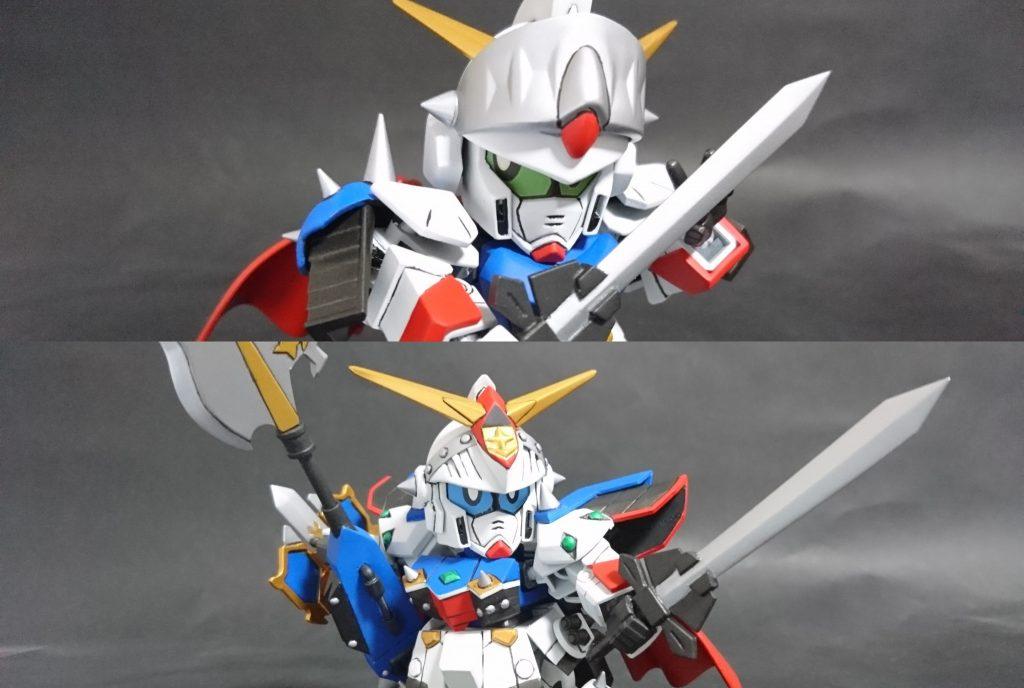 鎧騎士/重甲騎士ガンダムF90