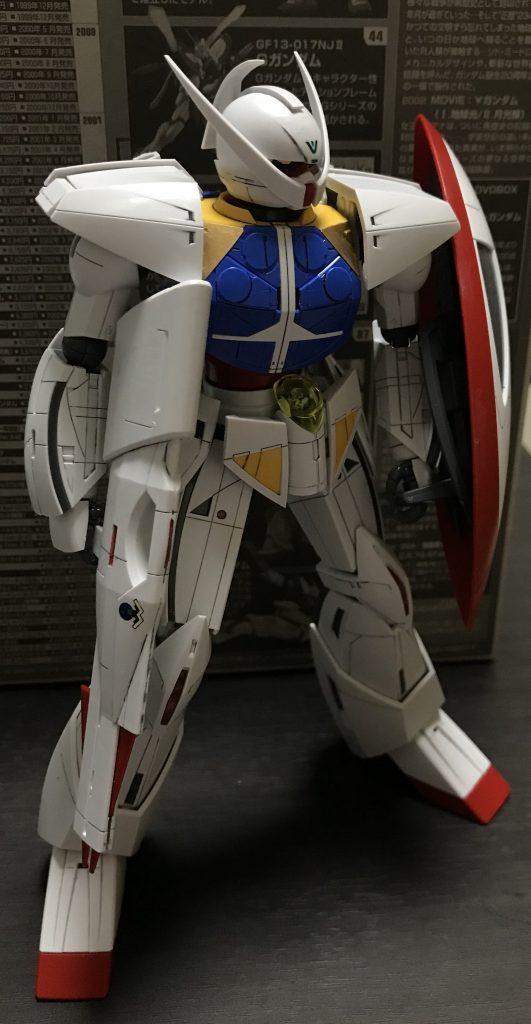 MG WD−M01 ∀ガンダム アピールショット3