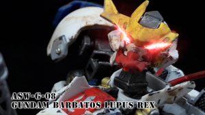 "Barbatos Lupus Rex  ""Final battle"""