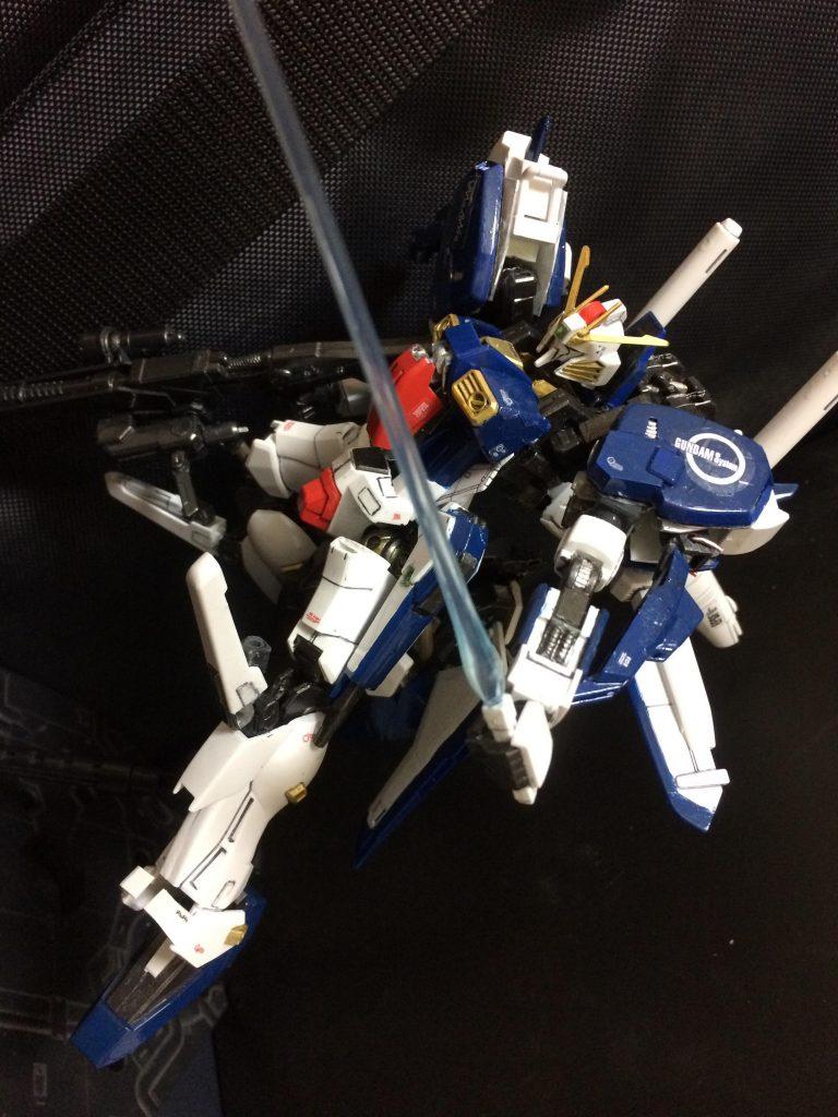 スペリオルガンダム インプルーヴメント Superior-Gundam improvement アピールショット6