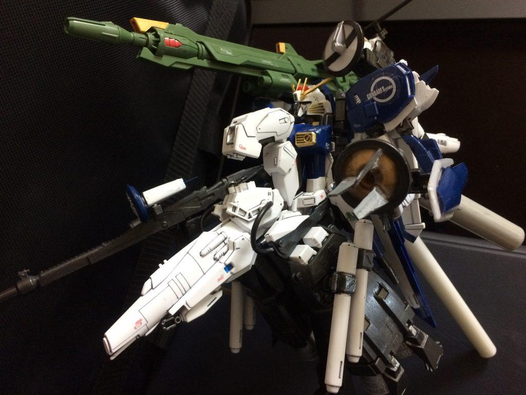 Sガンダム インプルーヴメント ディープストライカーEasy        S Gundam improvement DEEP−STRIKER EASY アピールショット1