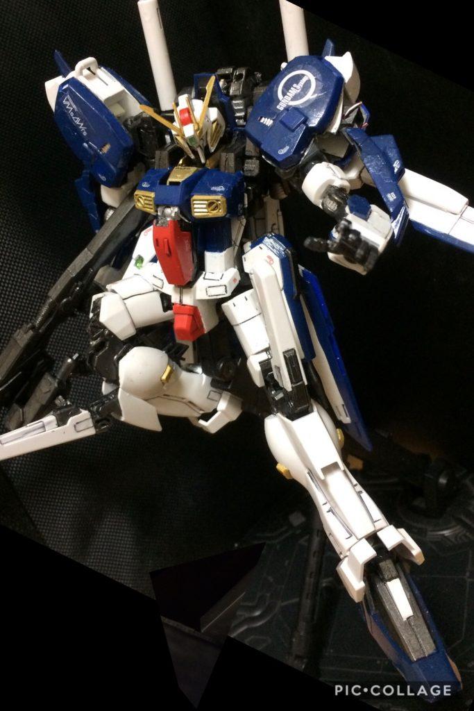 スペリオルガンダム インプルーヴメント Superior-Gundam improvement アピールショット5