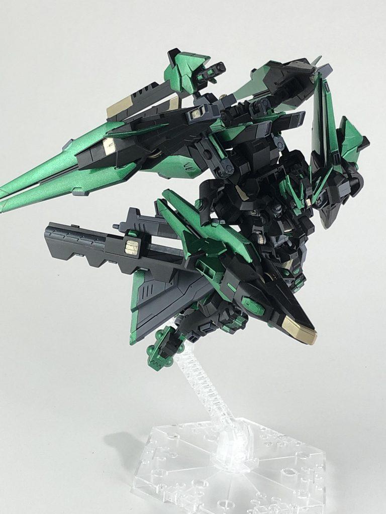 ASW-GS-07 ガンダム レヴィリム 制作工程1