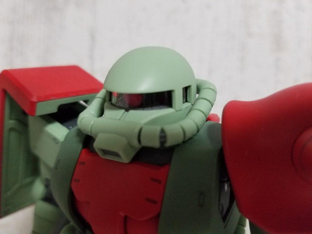 ジョニー・ライデン専用MS-06C