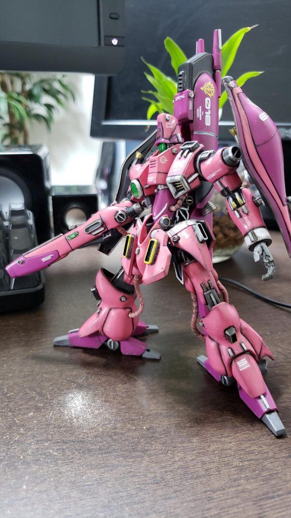 Re:Translation版 AMX-003 ガザC アピールショット1