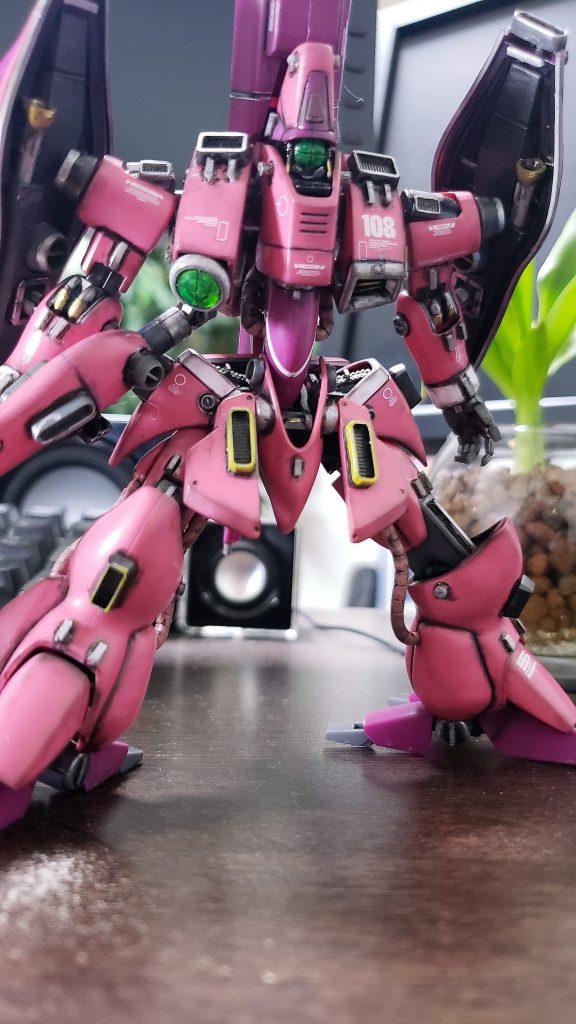 Re:Translation版 AMX-003 ガザC アピールショット2