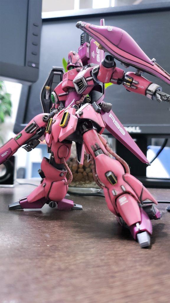 Re:Translation版 AMX-003 ガザC アピールショット3