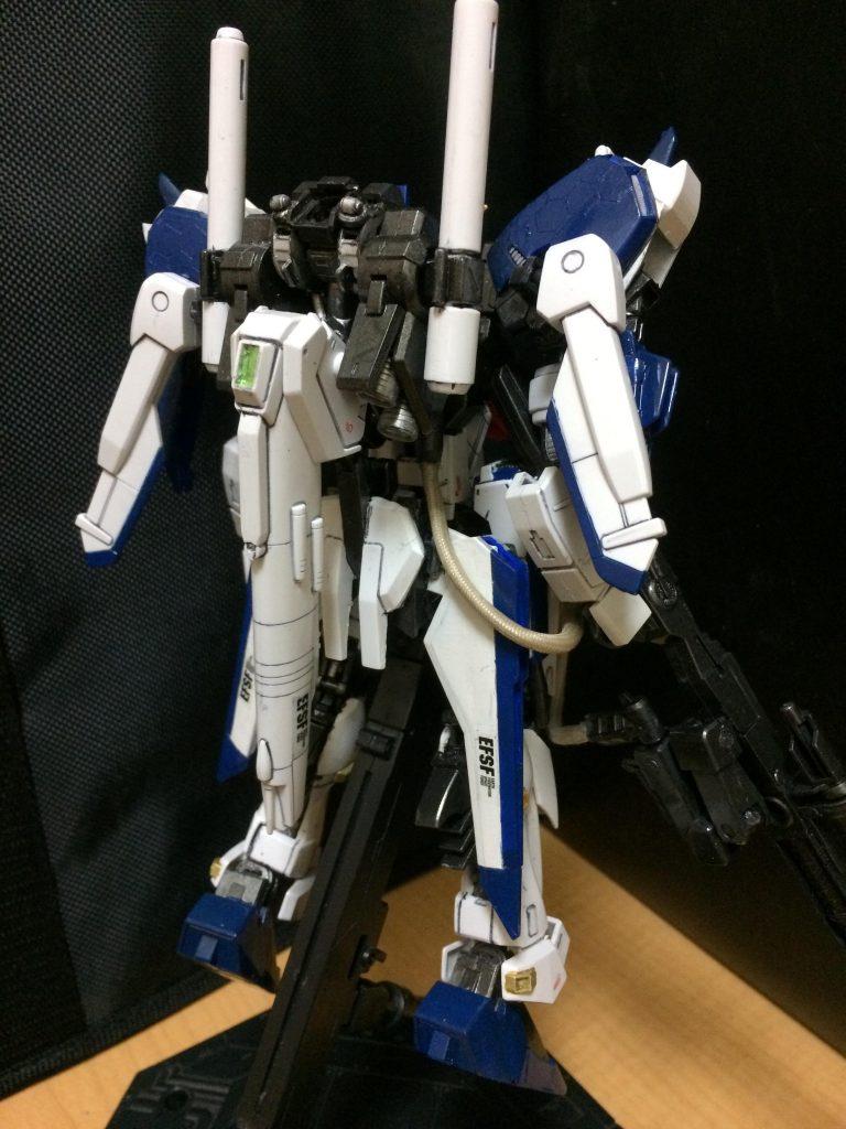 スペリオルガンダム インプルーヴメント Superior-Gundam improvement アピールショット2