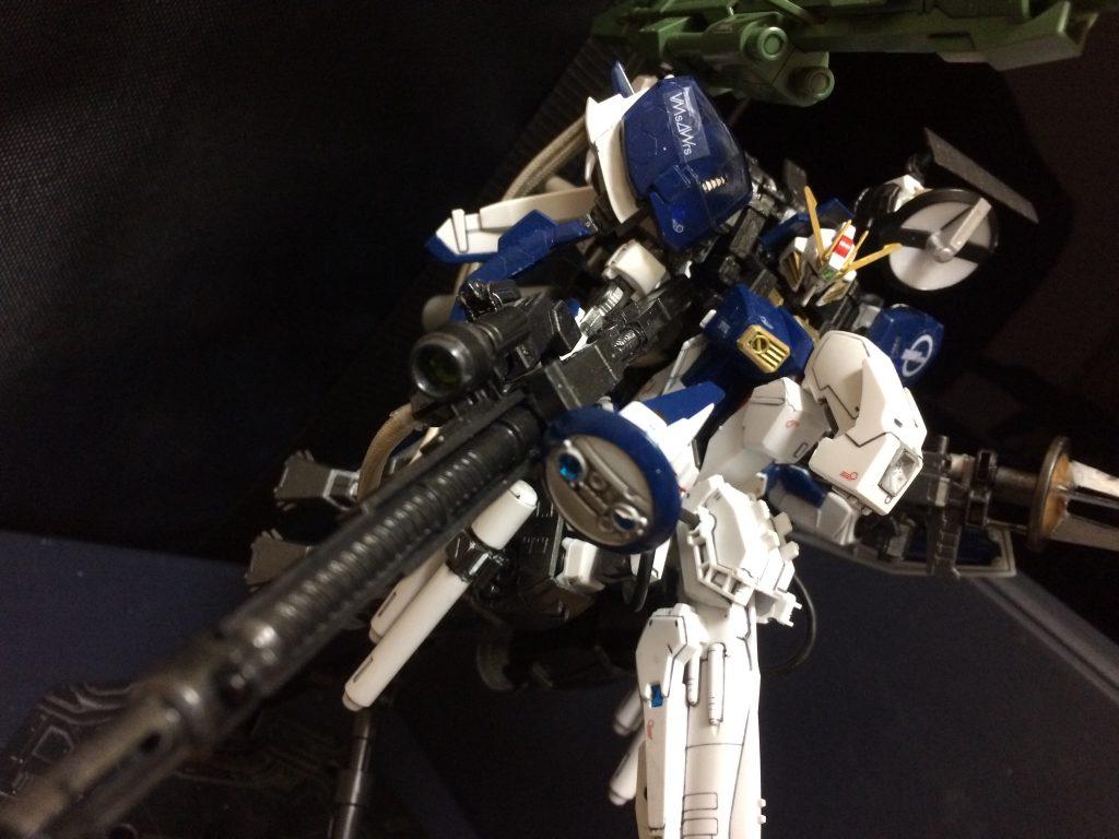 Sガンダム インプルーヴメント ディープストライカーEasy        S Gundam improvement DEEP−STRIKER EASY 制作工程4