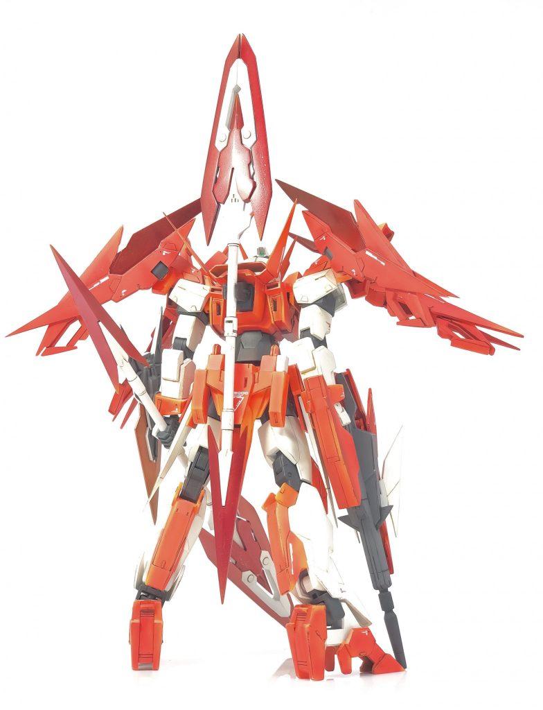 """""""灼晄-終火"""" フレアライト/ランサー アピールショット1"""