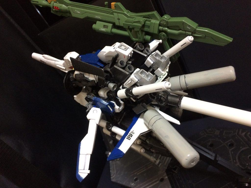 Sガンダム インプルーヴメント ディープストライカーEasy        S Gundam improvement DEEP−STRIKER EASY 制作工程1