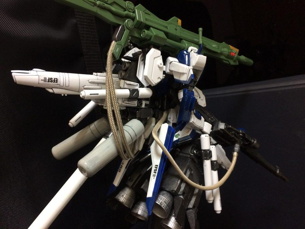 Sガンダム インプルーヴメント ディープストライカーEasy        S Gundam improvement DEEP−STRIKER EASY アピールショット3