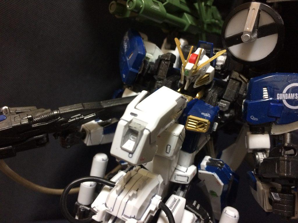 Sガンダム インプルーヴメント ディープストライカーEasy        S Gundam improvement DEEP−STRIKER EASY アピールショット5
