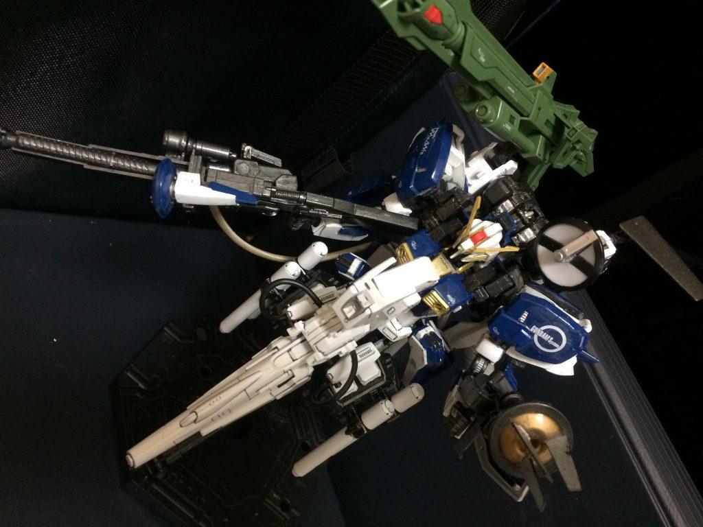 Sガンダム インプルーヴメント ディープストライカーEasy        S Gundam improvement DEEP−STRIKER EASY アピールショット4