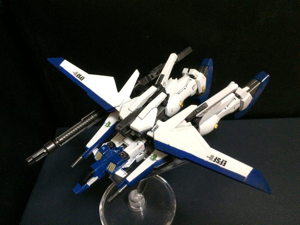 スペリオルガンダム インプルーヴメント Superior-Gundam improvement 制作工程3