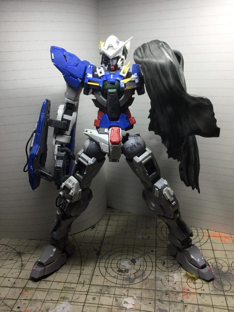 GUNDAM EXIA RE 制作工程2