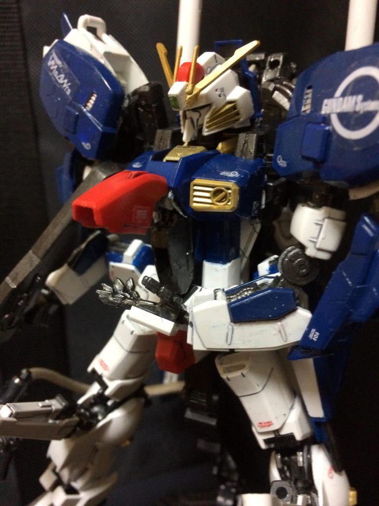 スペリオルガンダム インプルーヴメント Superior-Gundam improvement アピールショット7