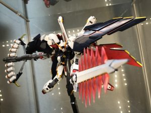 S.N.R.I 試作MS XM-X1 クロスボーンガンダムフルクロス