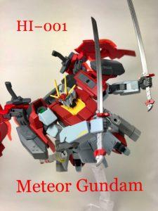 HI-001メテオガンダム