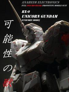 【RG】RX-0 UNICORN GUNDAM