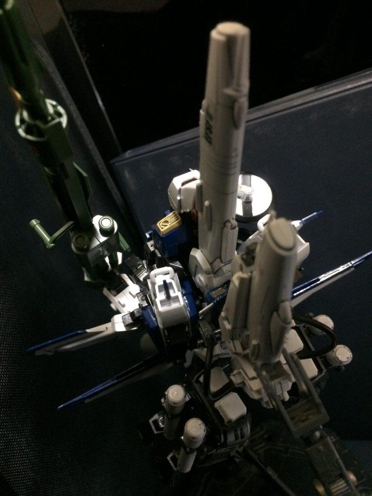 Sガンダム インプルーヴメント ディープストライカーEasy        S Gundam improvement DEEP−STRIKER EASY 制作工程3