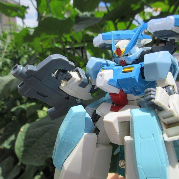 3色の青!セラヴィーガンダムシェヘラザード!