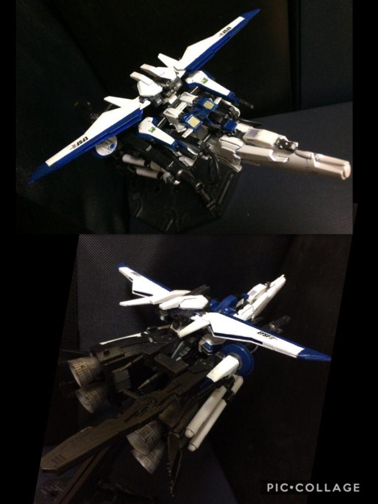 Sガンダム インプルーヴメント ディープストライカーEasy        S Gundam improvement DEEP−STRIKER EASY アピールショット8