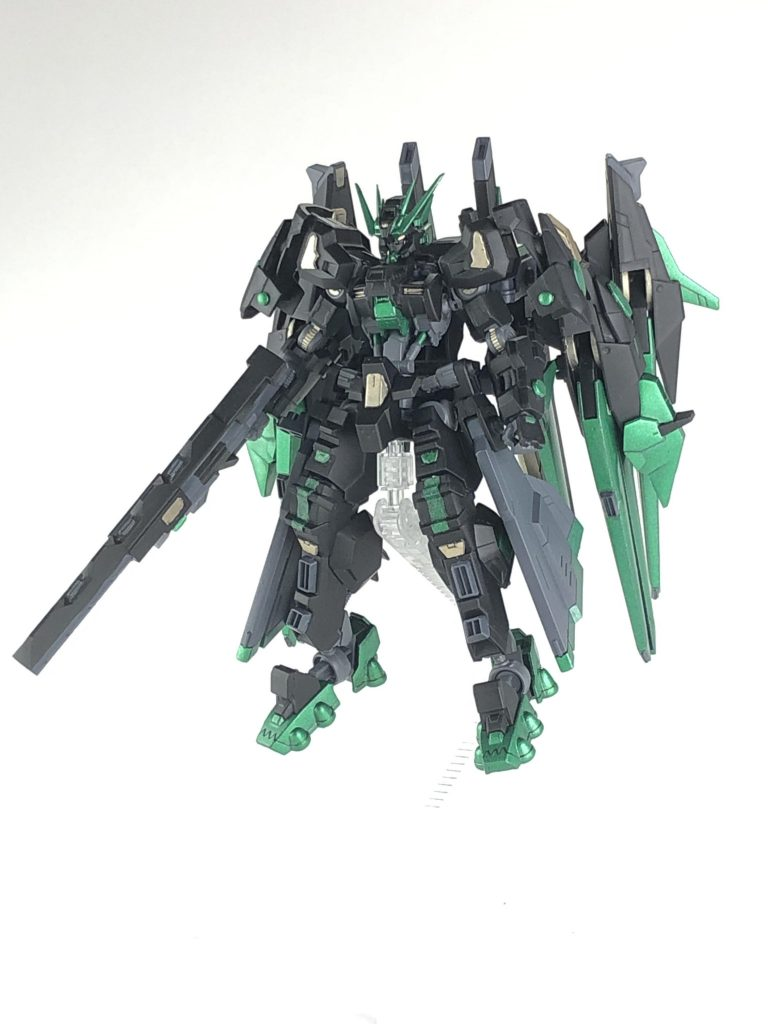 ASW-GS-07 ガンダム レヴィリム アピールショット1