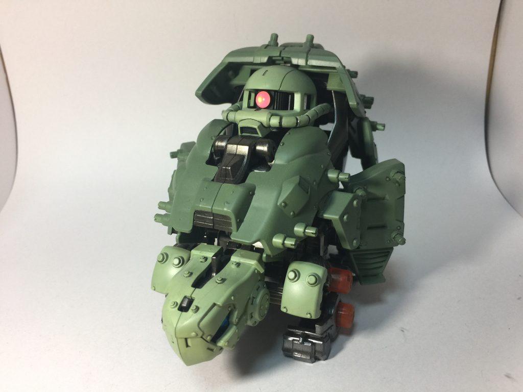 BB戦士 ザクⅡ