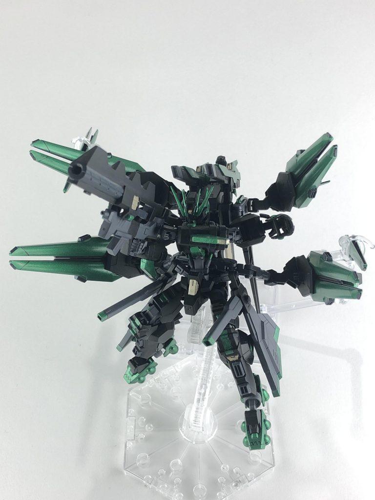 ASW-GS-07 ガンダム レヴィリム アピールショット6