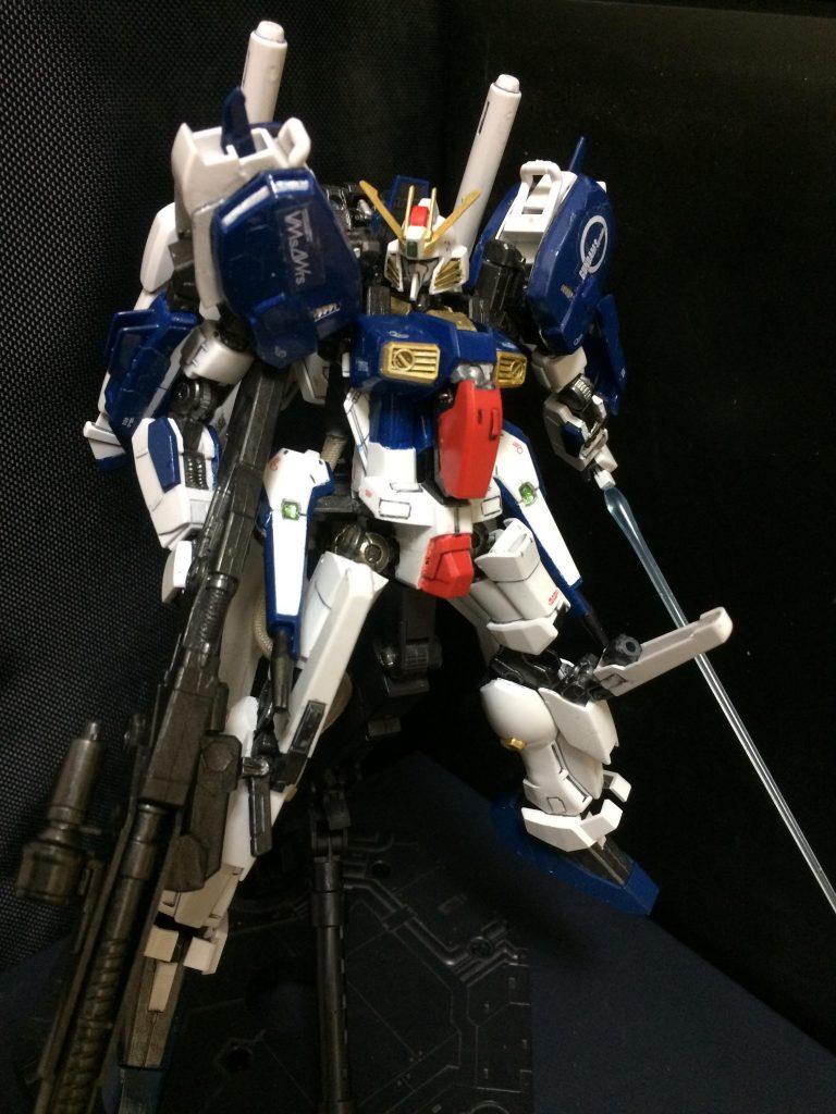 スペリオルガンダム インプルーヴメント Superior-Gundam improvement 制作工程6